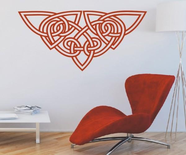 Wandtattoo - Keltische Knoten /Celtic Ornamente - Variante 67