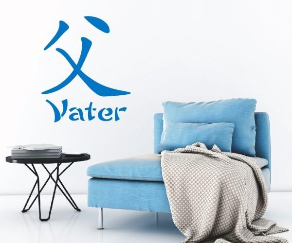 Wandtattoo - Chinesische Zeichen - Variante 23