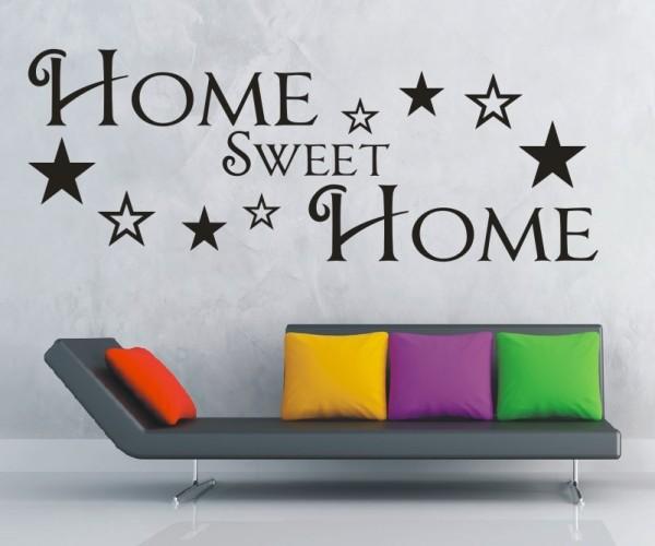 Wandtattoo - Home sweet Home | 12