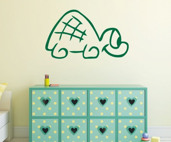 Wandtattoo - Kinderzimmermotive - Variante 43