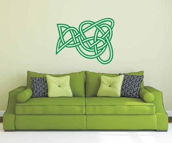 Wandtattoo - Keltische Knoten /Celtic Ornamente | 30