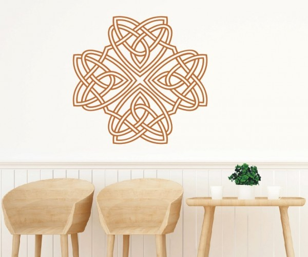 Wandtattoo - Keltische Knoten /Celtic Ornamente | 11