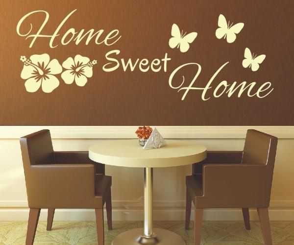 Wandtattoo - Home sweet Home | 8