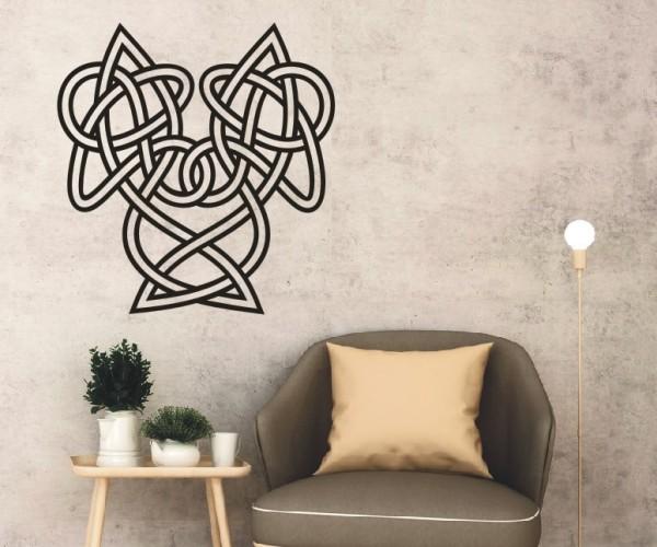 Wandtattoo - Keltische Knoten /Celtic Ornamente | 4