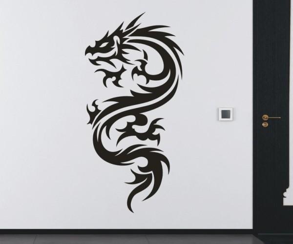 Wandtattoo - Chinesische Drachen   36