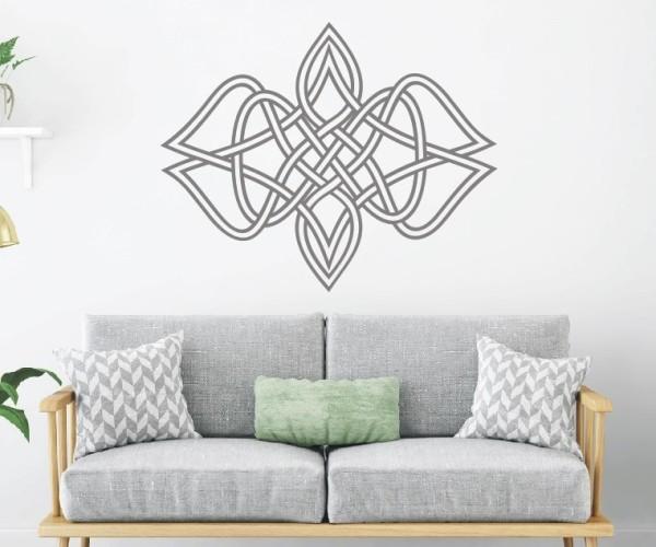 Wandtattoo - Keltische Knoten /Celtic Ornamente - Variante 41