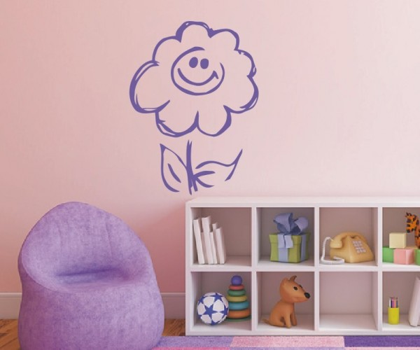 Wandtattoo - Kinderzimmermotive - Variante 26