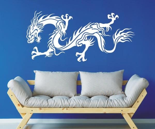 Wandtattoo - Chinesische Drachen   42