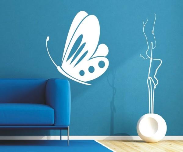 Wandtattoo - Schmetterling Butterfly Falter Schmetterlinge Wandaufkleber Deko-2