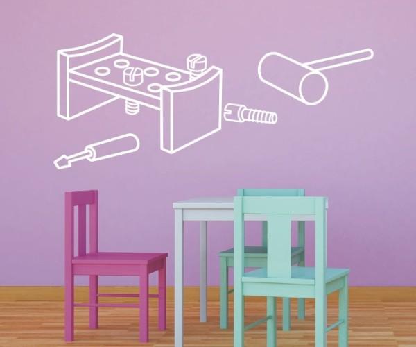 Wandtattoo - Kinderzimmermotive - Variante 52