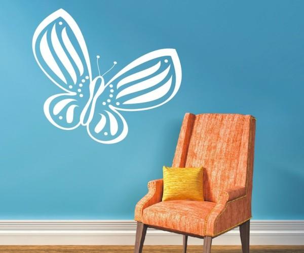 Wandtattoo - Schmetterling Butterfly Falter Schmetterlinge Wandaufkleber Deko-23