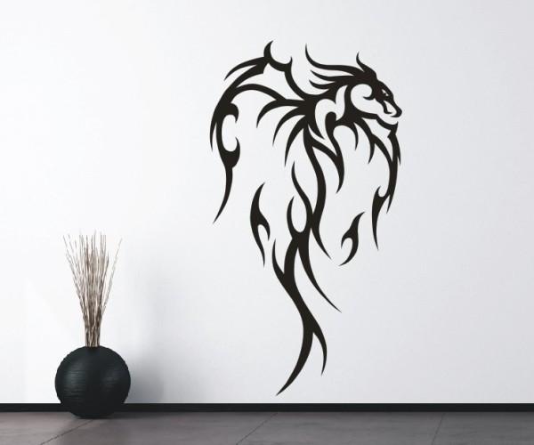 Wandtattoo - Chinesische Drachen | 28