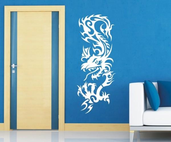Wandtattoo - Chinesische Drachen | 47