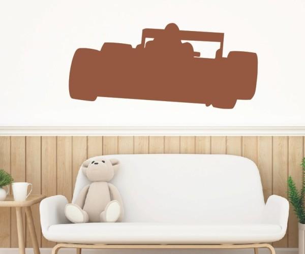 Wandtattoo - Motorsport - Silhouette / Schattenmotiv | 7