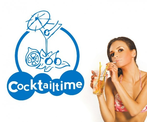 Wandtattoo - Küchen Wandtattoo - Cocktail Bar Kneipe Alkohol Tresen Wandbild Wanddeko-4