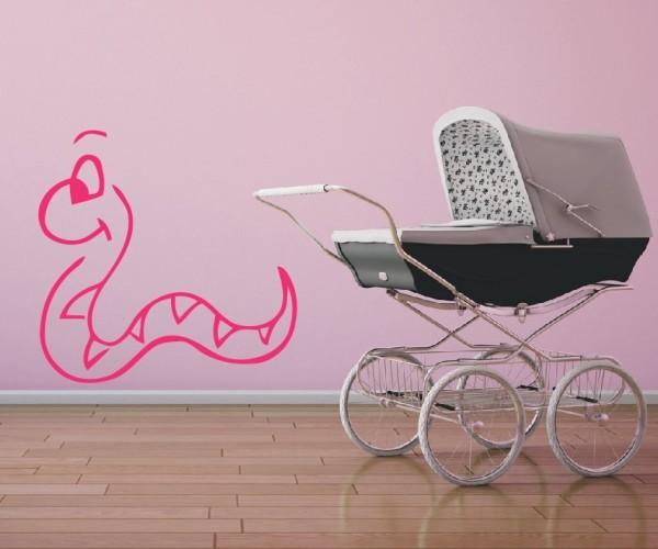 Wandtattoo - Kinderzimmermotive - Variante 5