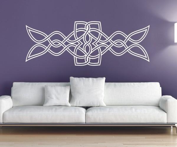 Wandtattoo - Keltische Knoten /Celtic Ornamente | 78
