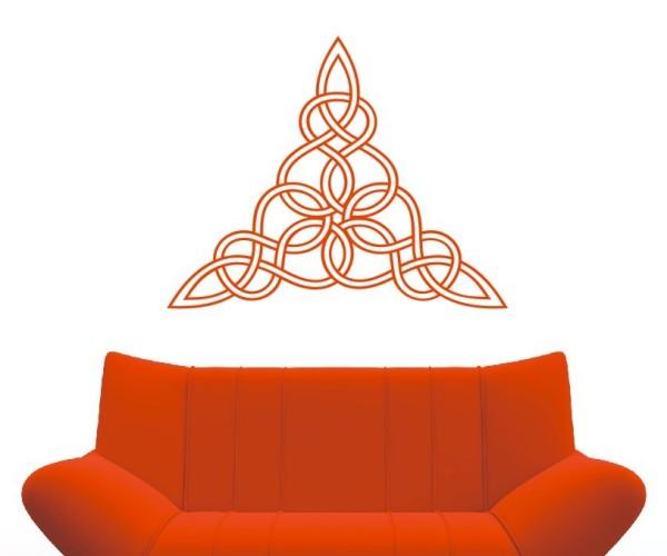 Wandtattoo - Keltische Knoten /Celtic Ornamente | 34