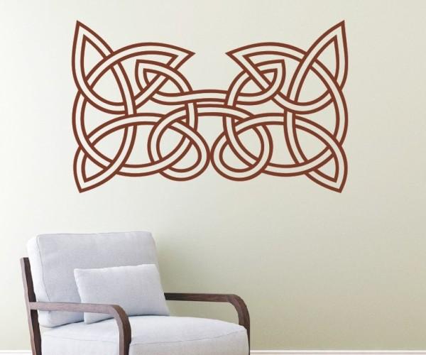 Wandtattoo - Keltische Knoten /Celtic Ornamente | 51