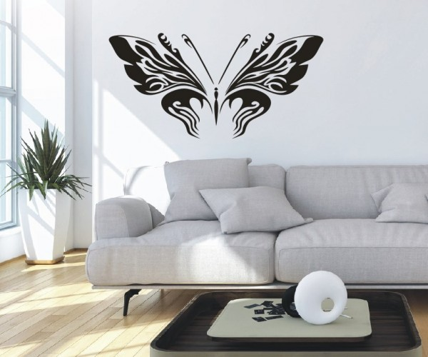 Wandtattoo - Schmetterling Butterfly Falter Schmetterlinge Wandaufkleber Deko-41