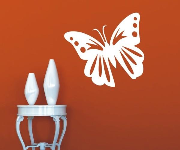 Wandtattoo - Schmetterling Wandtattoo Butterfly Falter Schmetterlinge Wandaufkleber Deko-4