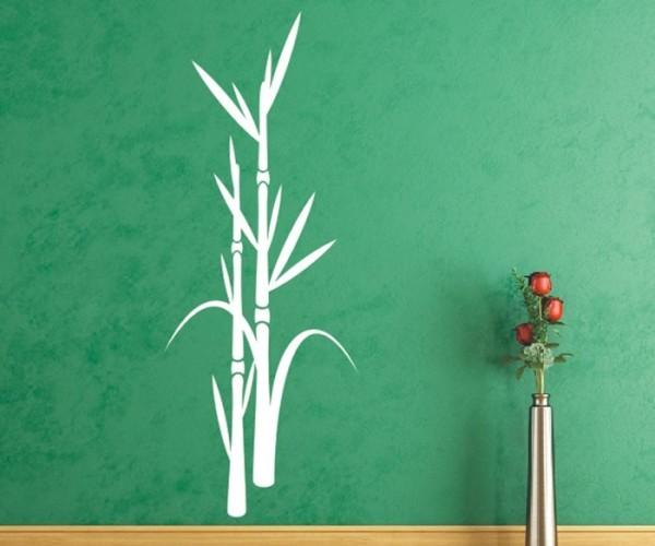 Wandtattoo - Blumenmotiv / Blumenranke - Variante 171