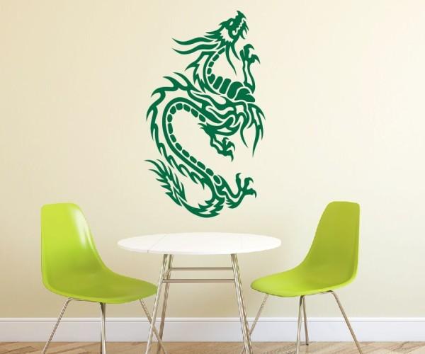 Wandtattoo - Chinesische Drachen | 20