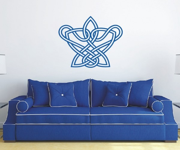 Wandtattoo - Keltische Knoten /Celtic Ornamente   31