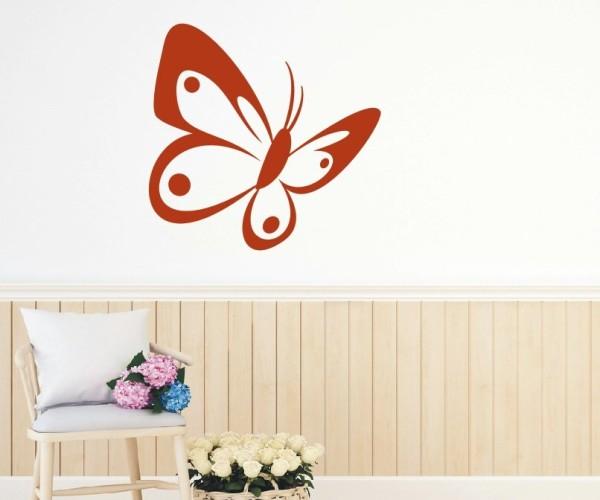 Wandtattoo - Schmetterling Wandtattoo - Butterfly Falter Schmetterlinge Wandaufkleber Deko-2