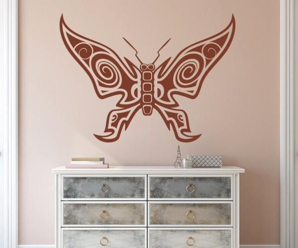 Wandtattoo - Schmetterling Butterfly Falter Schmetterlinge Wandaufkleber Deko-21