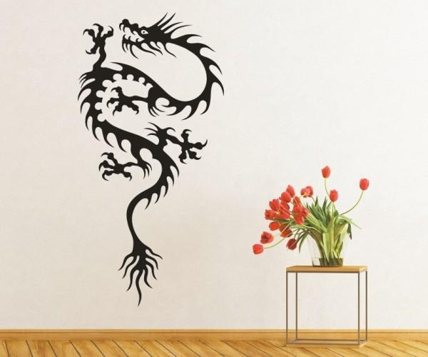Wandtattoo - Chinesische Drachen   39