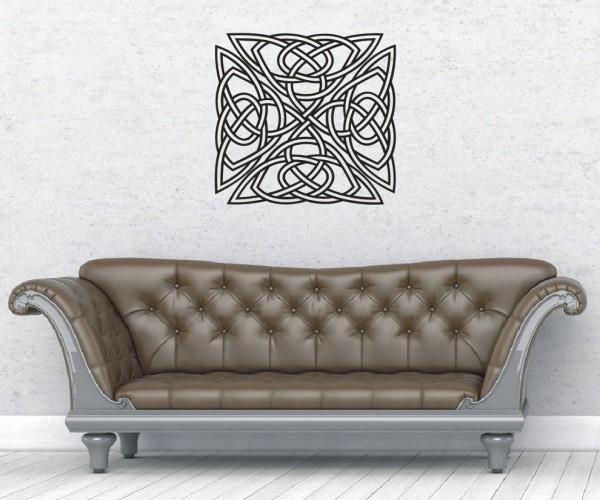 Wandtattoo - Keltische Knoten /Celtic Ornamente   7