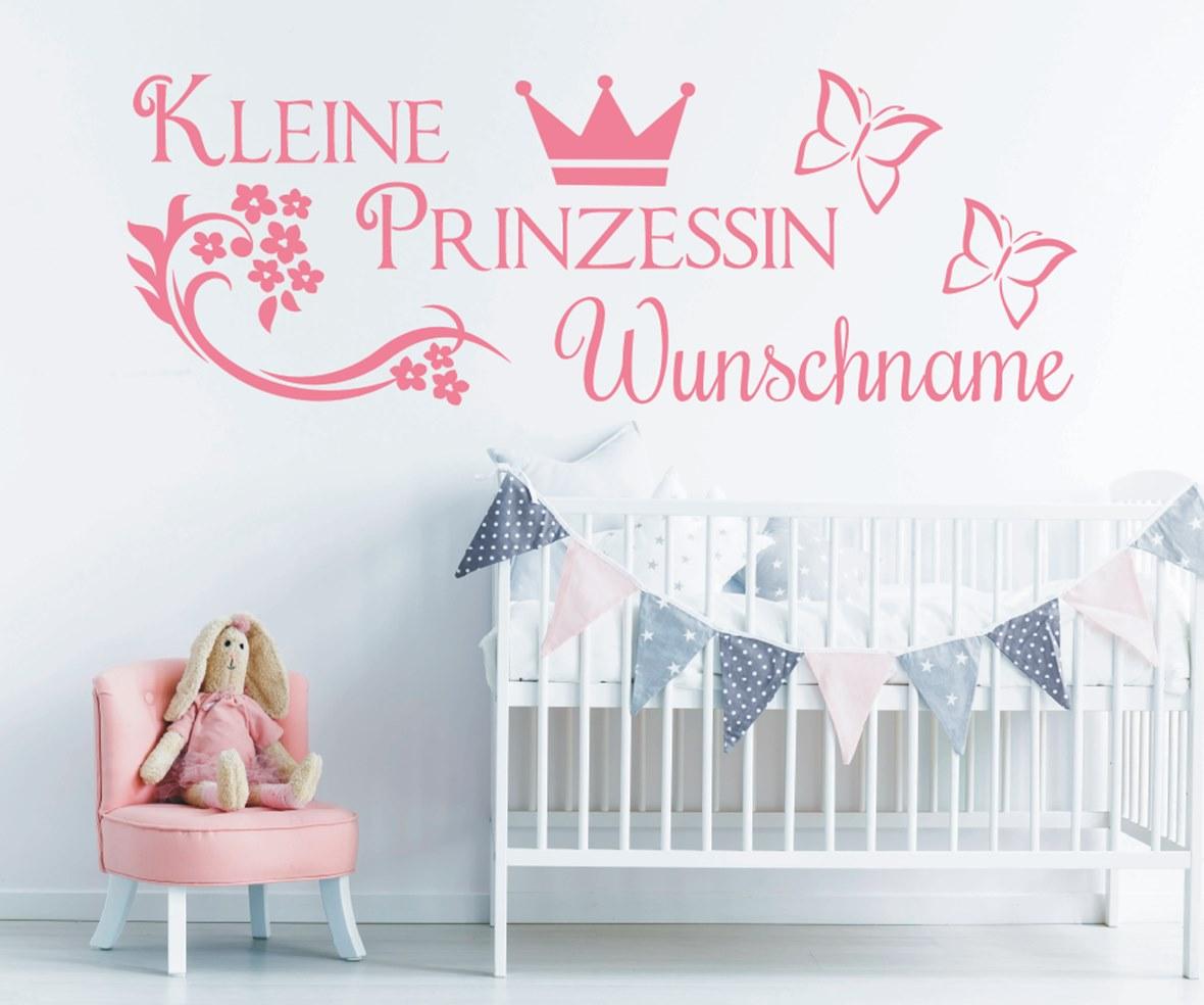 Kleine Prinzessin Wunschname