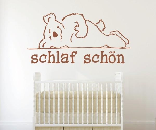 Wandtattoo - Kinderzimmermotive - Variante 49