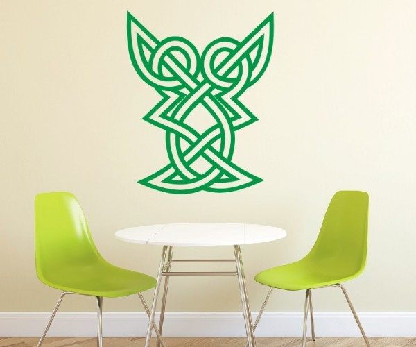 Wandtattoo - Keltische Knoten /Celtic Ornamente | 45