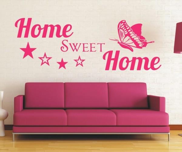 Wandtattoo - Home sweet Home | 5