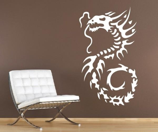 Wandtattoo - Chinesische Drachen - Variante 26