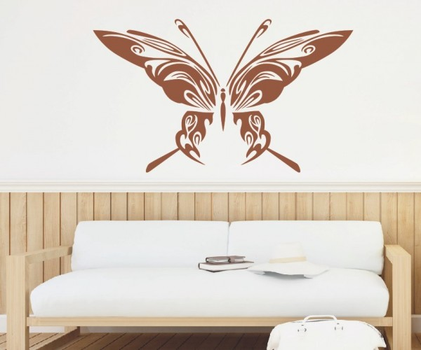 Wandtattoo - Schmetterling Butterfly Falter Schmetterlinge Wandaufkleber Deko-27