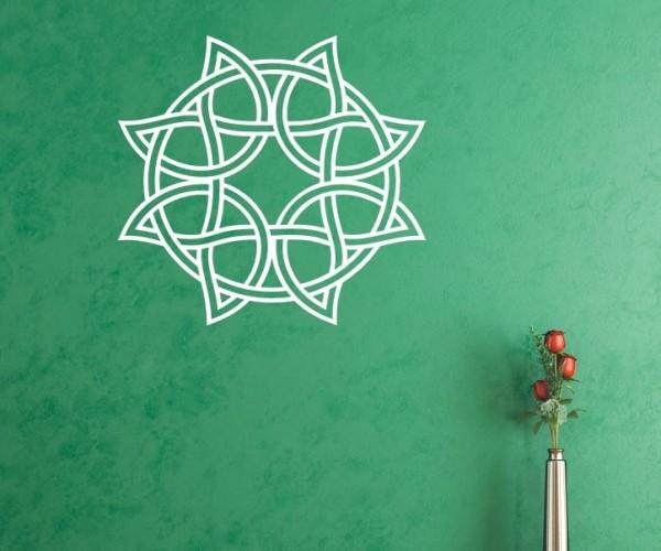 Wandtattoo - Keltische Knoten /Celtic Ornamente | 13
