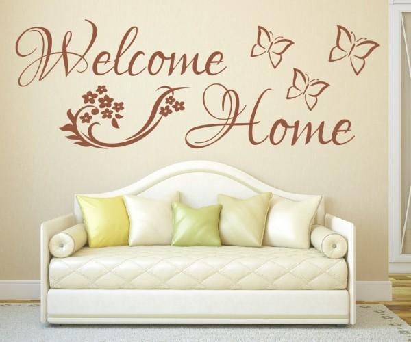Wandtattoo - Welcome Home | 6