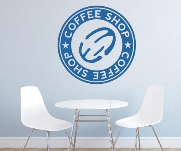 Wandtattoo - Küche - Tee Kaffee Küche Esszimmer Coffeshop Wandbild Wanddeko-5