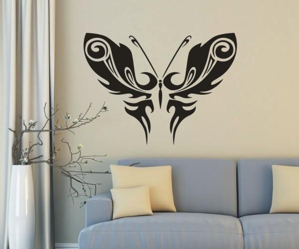 Wandtattoo - Schmetterling Butterfly Falter Schmetterlinge Wandaufkleber Deko-14