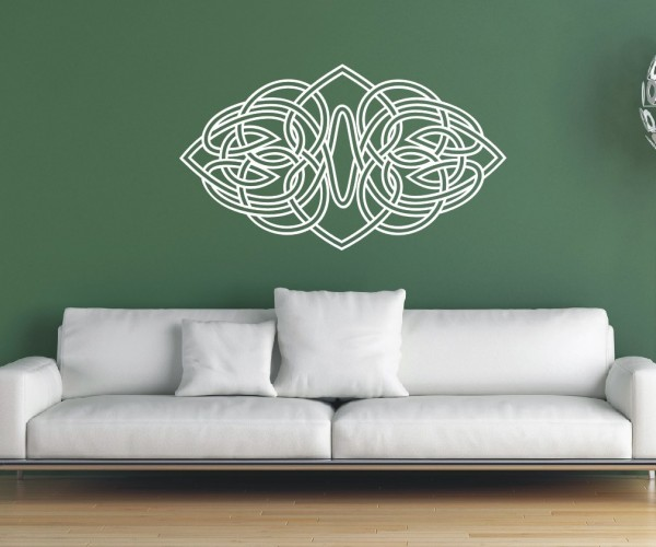 Wandtattoo - Keltische Knoten /Celtic Ornamente | 59