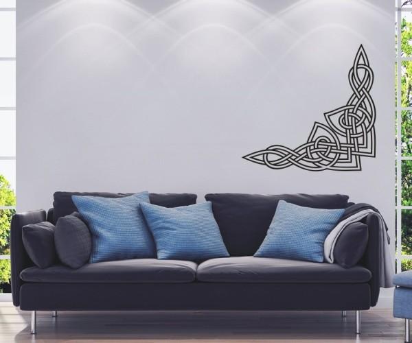Wandtattoo - Keltische Knoten /Celtic Ornamente | 6