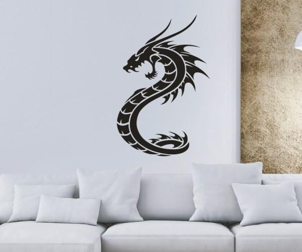 Wandtattoo - Chinesische Drachen   10