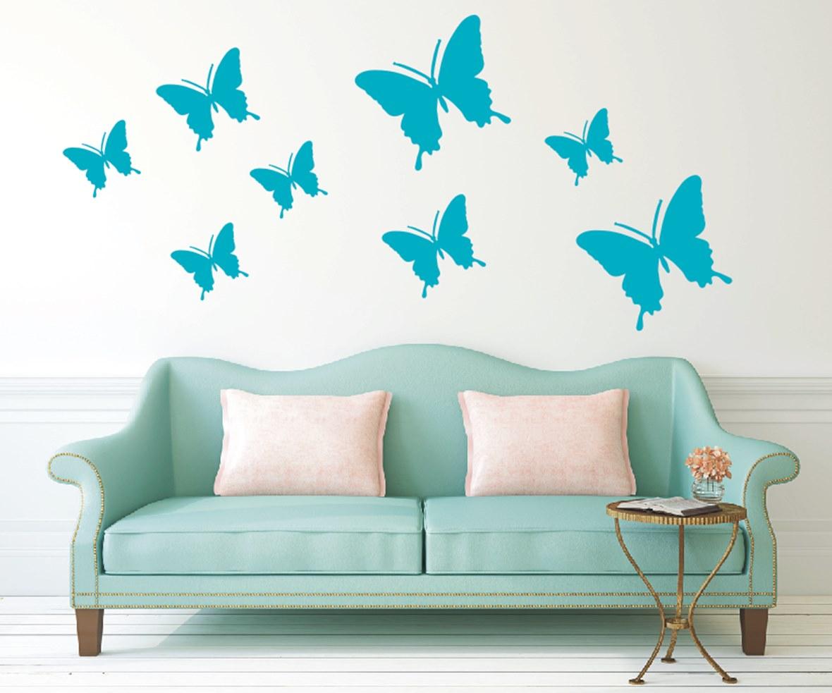 Schmetterlinge - Sets