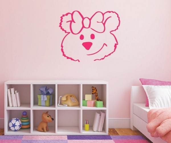 Wandtattoo - Kinderzimmermotive - Variante 7