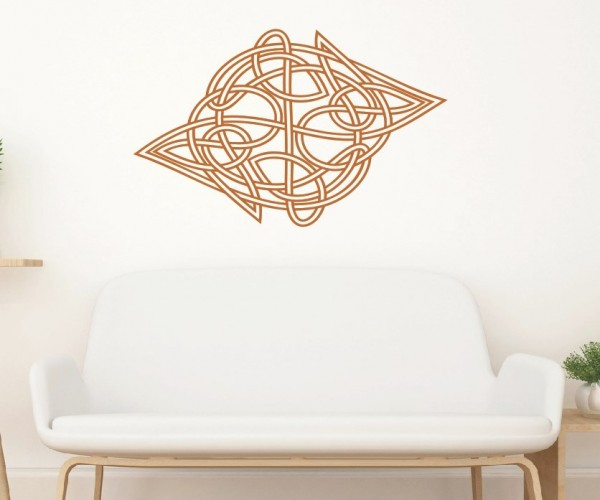 Wandtattoo - Keltische Knoten /Celtic Ornamente | 56