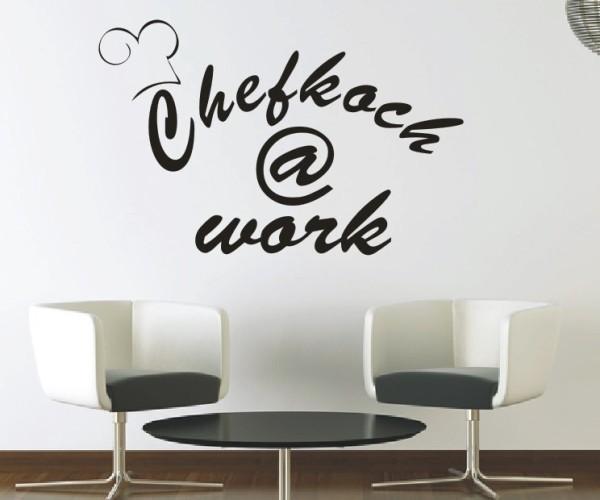 Wandtattoo - Küche - Tee Kaffee Küche Esszimmer Koch Wandbild Wanddeko Bild-3