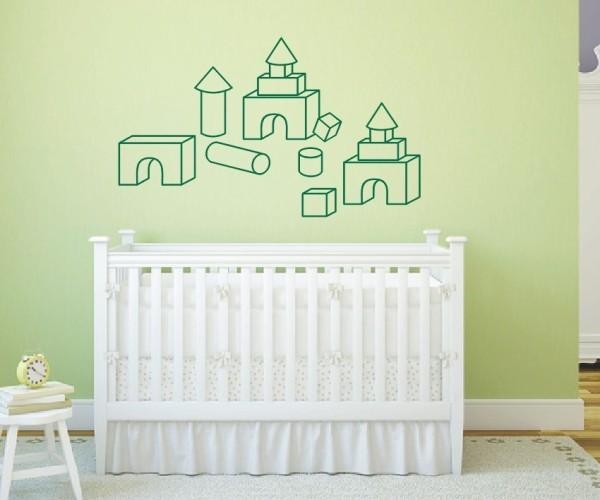 Wandtattoo - Kinderzimmermotive | 44